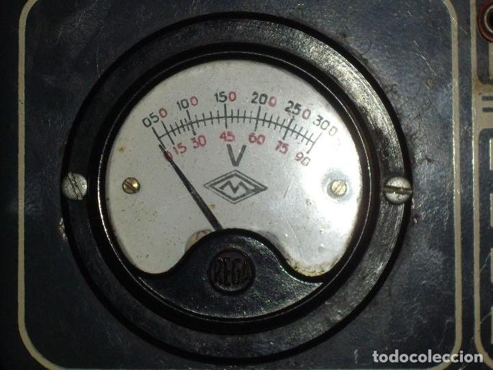 Antigüedades: ELECTRICIDAD - ELECTROPOLIMETRO - Foto 7 - 164412662