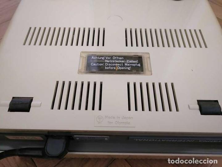 Antigüedades: CALCULADORA DE SOBREMESA OLYMPIA CD300 M71 DE TUBOS NIXIE - 12 DIGITOS AÑOS 70 - CALCULATOR - Foto 68 - 164695038