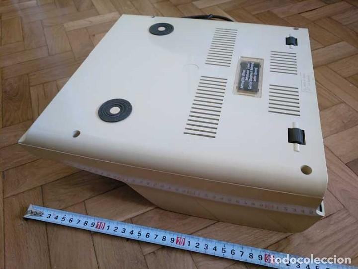 Antigüedades: CALCULADORA DE SOBREMESA OLYMPIA CD300 M71 DE TUBOS NIXIE - 12 DIGITOS AÑOS 70 - CALCULATOR - Foto 91 - 164695038