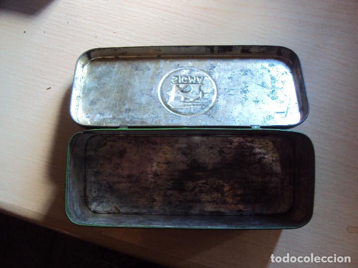 Antigüedades: caja utensilios SIGMA - Foto 2 - 164844466
