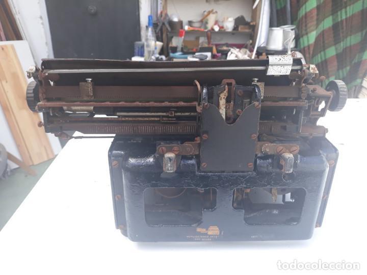 Antigüedades: maquina de escribir remington - Foto 8 - 164901466