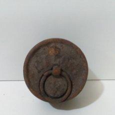 Antigüedades: ANTIGUA PESA O PONDERAL DE 1 KILO SIN MARCAS.. Lote 164934789