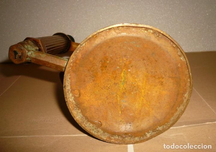 Antigüedades: SOPLETE DE GASOLINA TEIDE - Foto 7 - 164957090