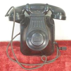 Teléfonos: TELÉFONO DE COMUNICACIÓN INTERNA. BAQUELITA. ESPAÑA. CIRCA 1950. . Lote 165013614