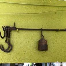 Antigüedades: ANTIGUA ROMANA DE HIERRO. Lote 165018110