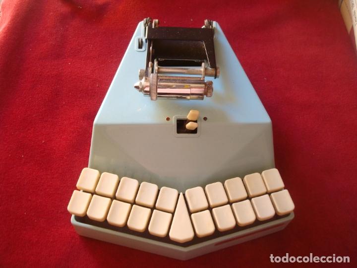 ESTENEOTIPIA VITEGRAPH (Antigüedades - Técnicas - Máquinas de Escribir Antiguas - Otras)