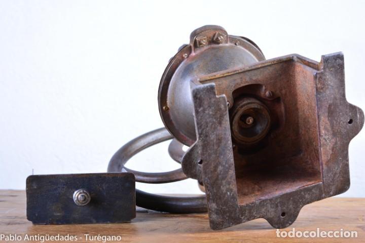 Antigüedades: Molinillo de Café antiguo marca ELMA número 0 - Excelente estado de conservación - Original - Foto 5 - 190511346