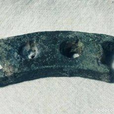 Antigüedades: AES FORMATUM. VI-IV A.C. ITA CENTRAL O LAZIO DE 77, 33 GRAMOS EN EBC ENORME. Lote 165107578