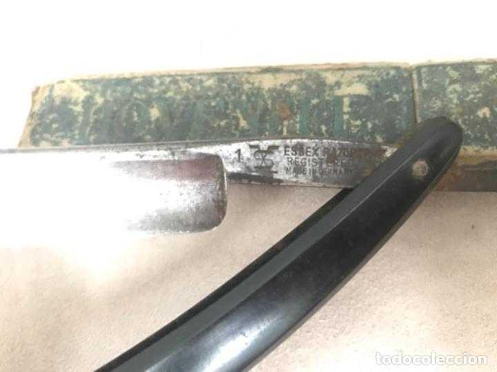 Antigüedades: ANTIGUA NAVAJA ALEMANA ESSEX RAZOR 1 - Foto 2 - 165153610