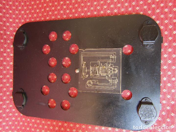 Teléfonos: Antiguo teléfono de la marca Bell Telephone Company fabricado Anvers, Belgica principios de siglo XX - Foto 8 - 165201882