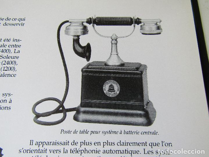 Teléfonos: Antiguo teléfono de la marca Bell Telephone Company fabricado Anvers, Belgica principios de siglo XX - Foto 15 - 165201882
