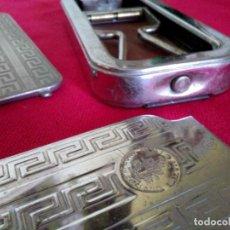 Antigüedades: EQUIPO COMPLETO DE AFEITADO ANTIGUO ROLLS RAZOR 1927. Lote 165244770