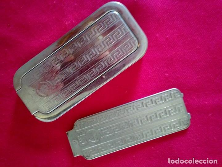 Antigüedades: Equipo completo de afeitado antiguo Rolls Razor 1927 - Foto 5 - 165244770