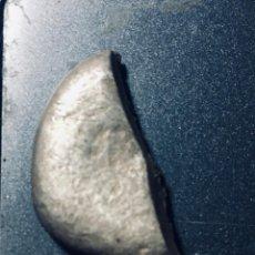 Antigüedades: PREMONEDA - PROTO MONEDA DE PLATA TIPO CELTA 12,25 GRS. Lote 165267426