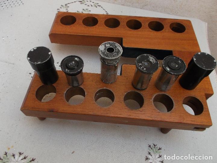 Antigüedades: microscopio,Stand Zeiss Jena LgO de principios de los años 40 microscopio aleman, decoracion, - Foto 12 - 165315410