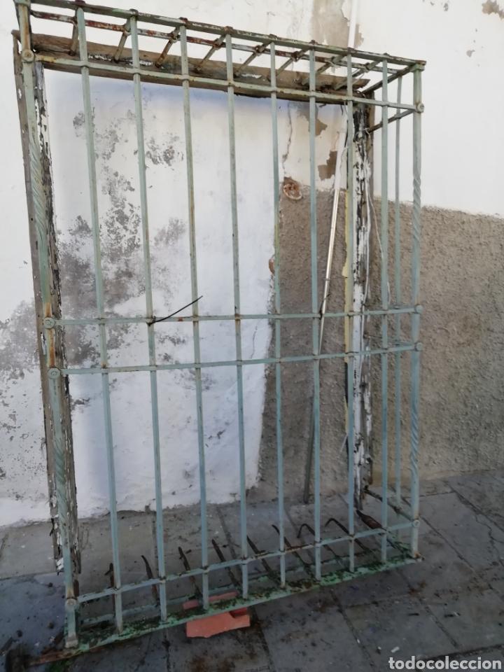 GRAN ANTIGUA REJA (Antigüedades - Técnicas - Cerrajería y Forja - Forjas Antiguas)