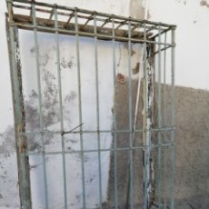 Antigüedades: GRAN ANTIGUA REJA DE 1'90 DE ALTA. Lote 165339844