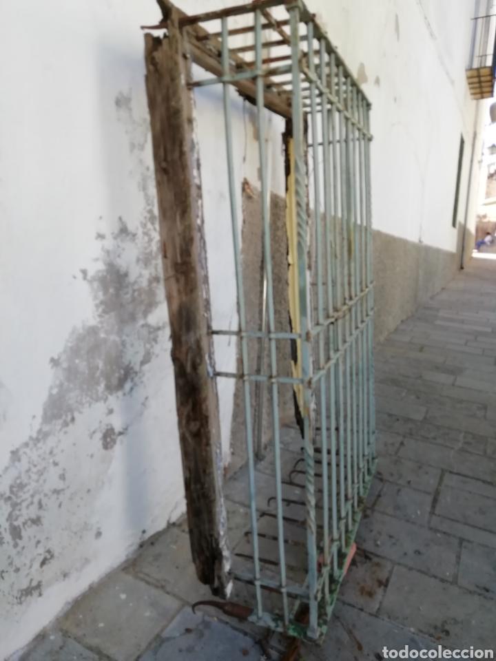 Antigüedades: Gran Antigua reja - Foto 9 - 165339844