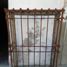 Antigüedades: GRAN REJA DEL SIGLO XVI. Lote 165340316