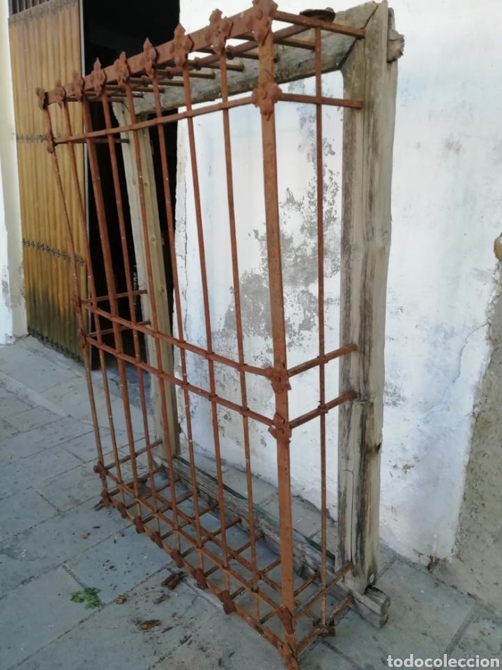 Antigüedades: Gran reja del siglo XVI - Foto 3 - 165340316