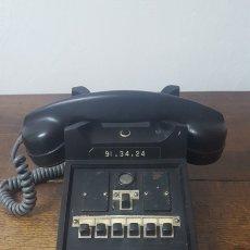 Teléfonos: TELÉFONO CENTRALITA DE BAQUELITA.. Lote 165361741