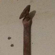 Antigüedades: FALLEBA HIERRO ANTIGUA. 51 CMS.. Lote 165376398
