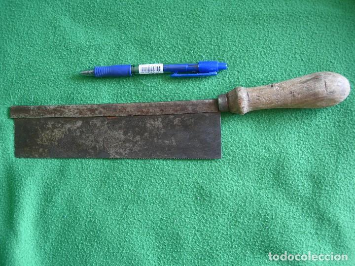 Antigüedades: SIERRA-SERRUCHO DE COSTILLA - Foto 2 - 165416302