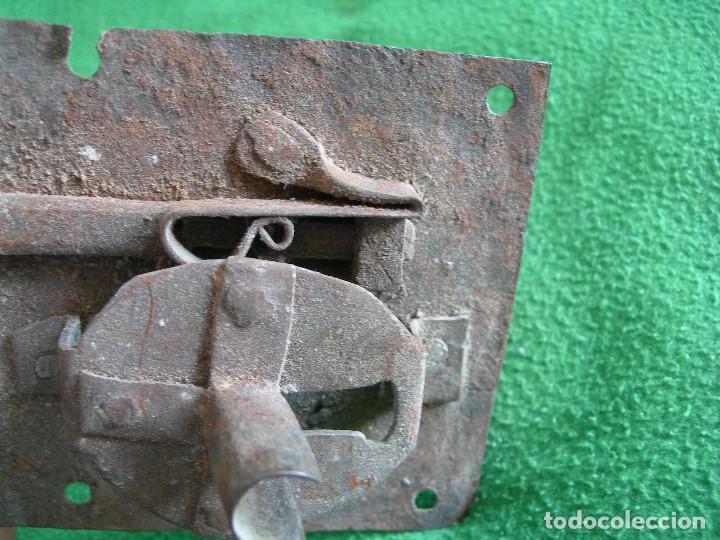 Antigüedades: CERRADURA MUY ANTIGUA - Foto 3 - 165417146