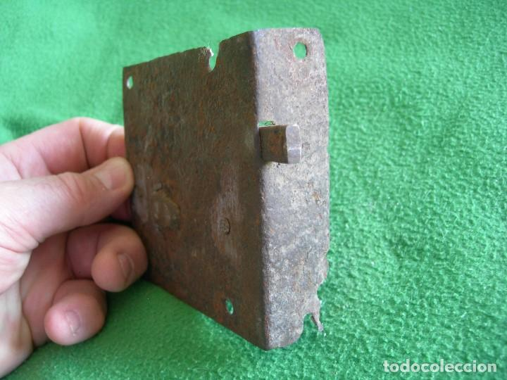 Antigüedades: CERRADURA MUY ANTIGUA - Foto 5 - 165417146