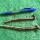 Antigüedades: CLAVOS DE CRISTO FORJA. Lote 165417282