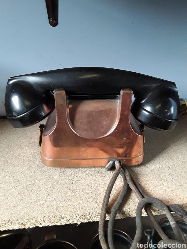 Teléfonos: Telefono antiguo - Foto 3 - 165427518