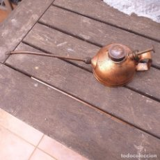 Antigüedades: ANTIGUA ACEITERA DE COBRE .. Lote 165465842