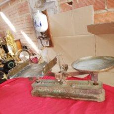 Antiquitäten - Antigua balanza 10kg siglo XiX - 165470894