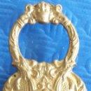 Antigüedades: RARO ABRECARTAS CON DOBLE HOJA SIGLO XIX. Lote 165655062