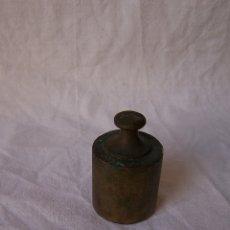 Antigüedades: PESA DE 200 GRAMOS.. Lote 165877242