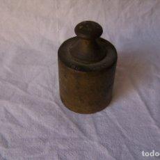 Antigüedades: PESA DE 500 GRAMOS.. Lote 165877710