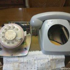 Teléfonos: TELÉFONO DISCO CTNE SIN CABLES COMO NUEVO VER FOTOS Y DESCRIPCIÓN. Lote 165881696