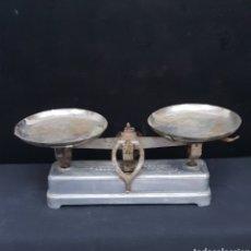 Antigüedades: BALANZA FRANCESA FUERZA 5. Lote 165976278