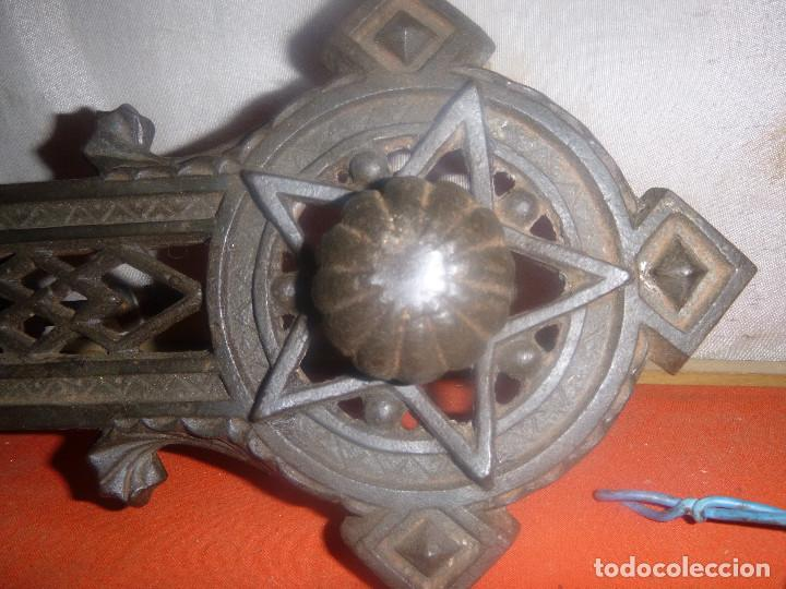 Antigüedades: LLAMADOR MODERNISTA - Foto 4 - 166028466