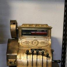 Antigüedades: REGISTRADORA NATIONAL, HACIA 1915, PARA MERCADO ESPAÑOL. Lote 166042718