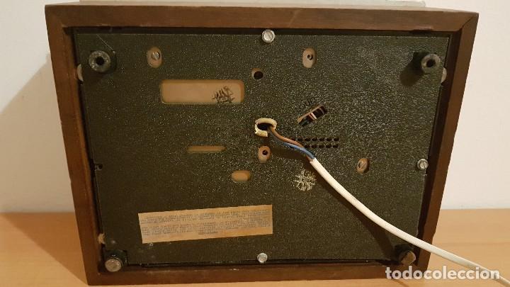 Teléfonos: ANTIGUO TELEFONO PERSONAL DECOTEL EN CAJA DE MADERA - Foto 6 - 166048314