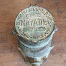 Antigüedades: CONTADOR NÁYADE. Lote 166164486