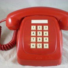 Teléfonos: TELEFONO HERALDO ROJO - CITESA 1977 - FUNCIONA. Lote 166313466