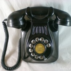 Telefone - Telefono Baquelita CTNE Pared - Años 50 - Funciona - 166314690