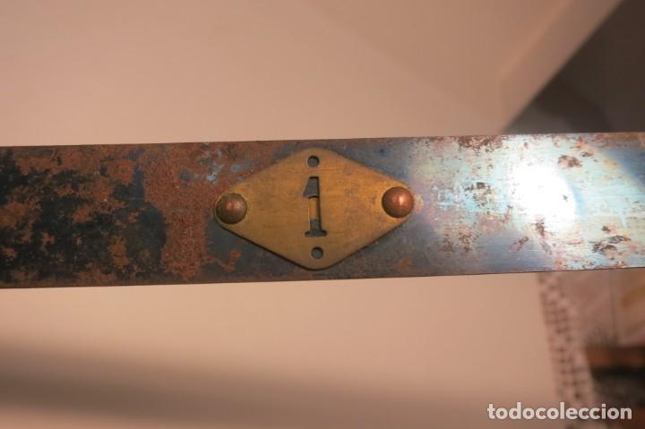 Antigüedades: Doble Decametro 20 metros 1900 - Foto 5 - 166315794