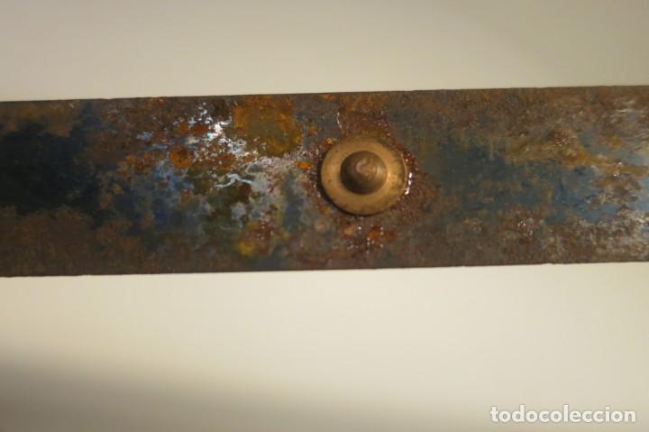 Antigüedades: Doble Decametro 20 metros 1900 - Foto 6 - 166315794