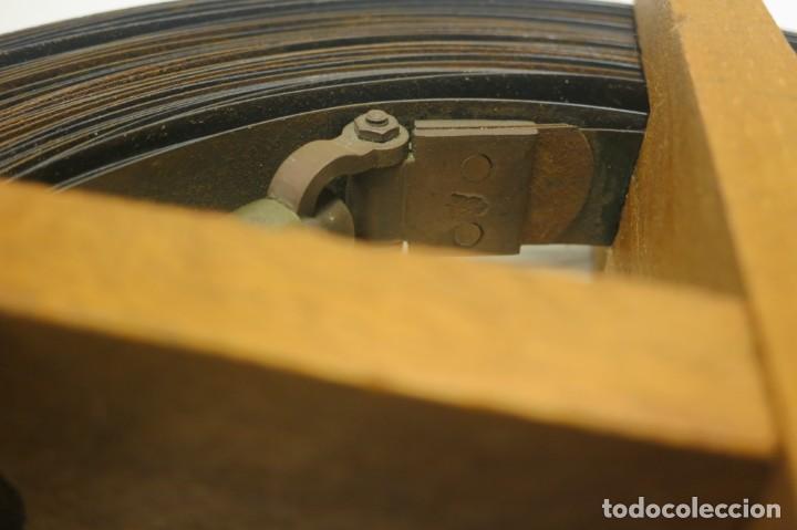 Antigüedades: Doble Decametro 20 metros 1900 - Foto 8 - 166315794
