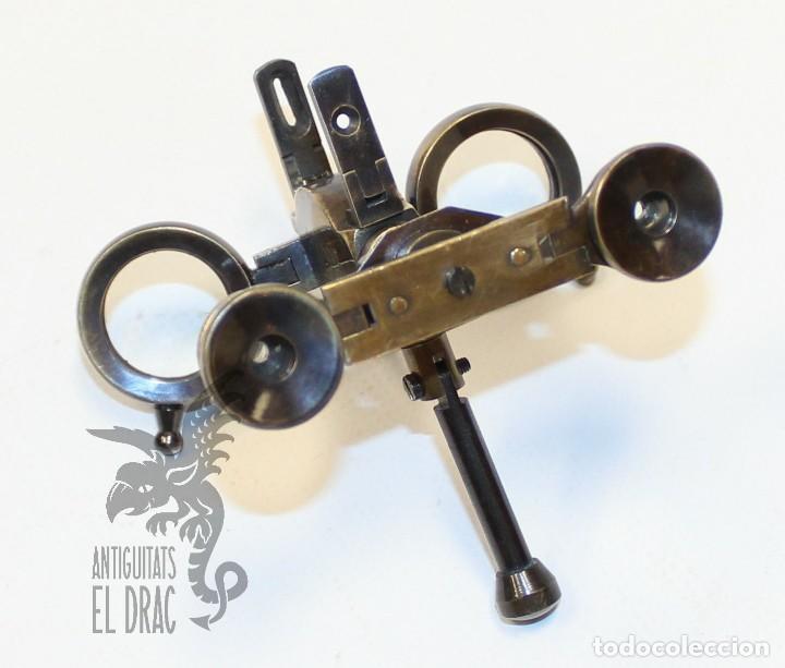 BINOCULAR (Antigüedades - Técnicas - Instrumentos Ópticos - Binoculares Antiguos)