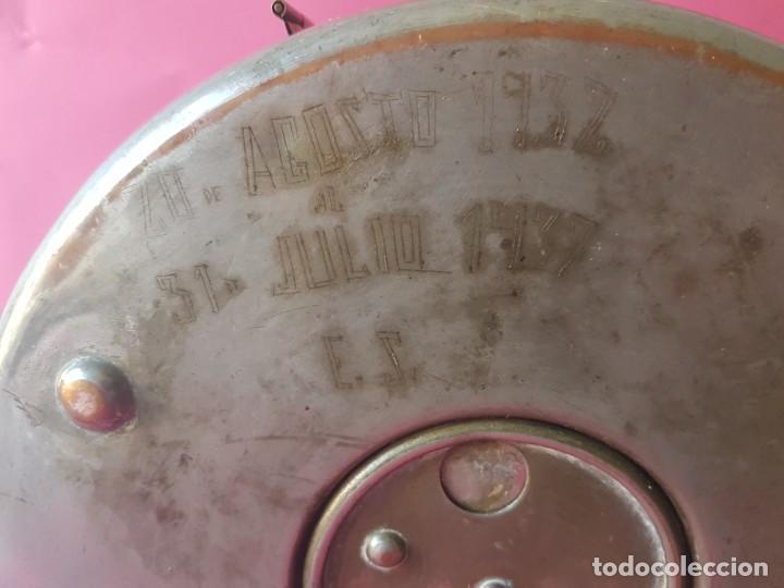 Antigüedades: ESTERILIZADOR DE INSTRUMENTAL MEDICO / PABLO HARTMANN / PRINCIPIOS DE SIGLO XX. - Foto 11 - 166562878