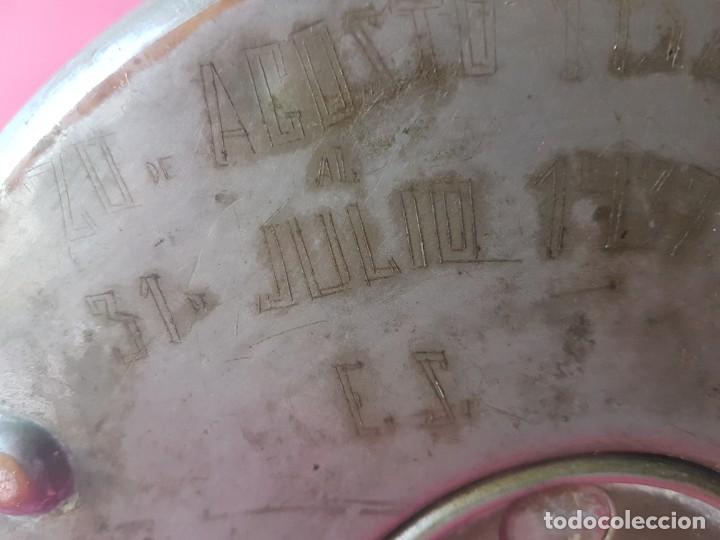 Antigüedades: ESTERILIZADOR DE INSTRUMENTAL MEDICO / PABLO HARTMANN / PRINCIPIOS DE SIGLO XX. - Foto 12 - 166562878